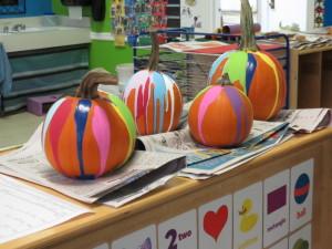 Butterfly class VT pumpkins